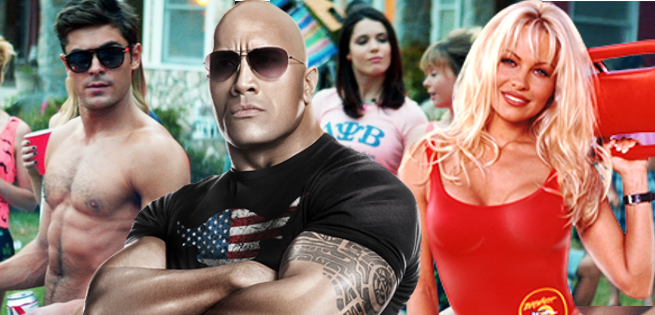 new character details for dwayne the rock johnson s baywatch movie