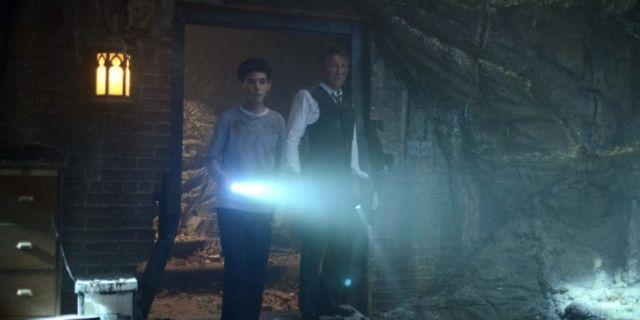Gotham-the cave