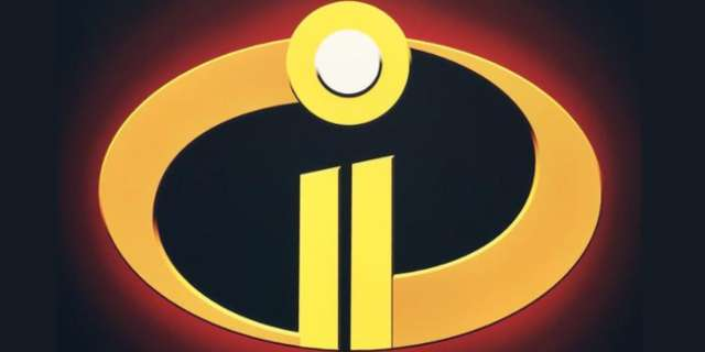 The Incredibles 2 Logo Officially Released