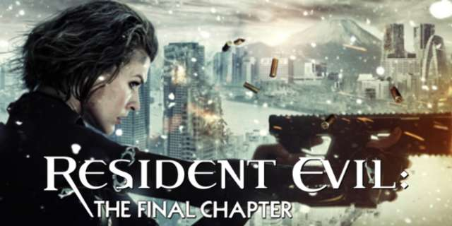 Resident Evil The Final Chapter Ruby Rose: Resident Evil: The Final Chapter