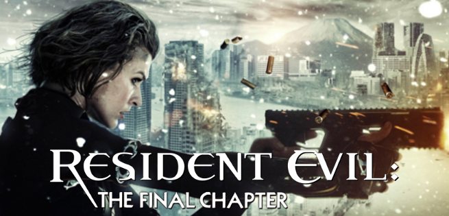 Resident Evil The Final Chapter Cast On Reclaiming: Milla Jovovich's Resident Evil: The Final Chapter Makeup