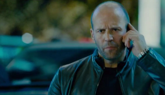 Every Jason Statham Punch Ever In Under 5 Minutes