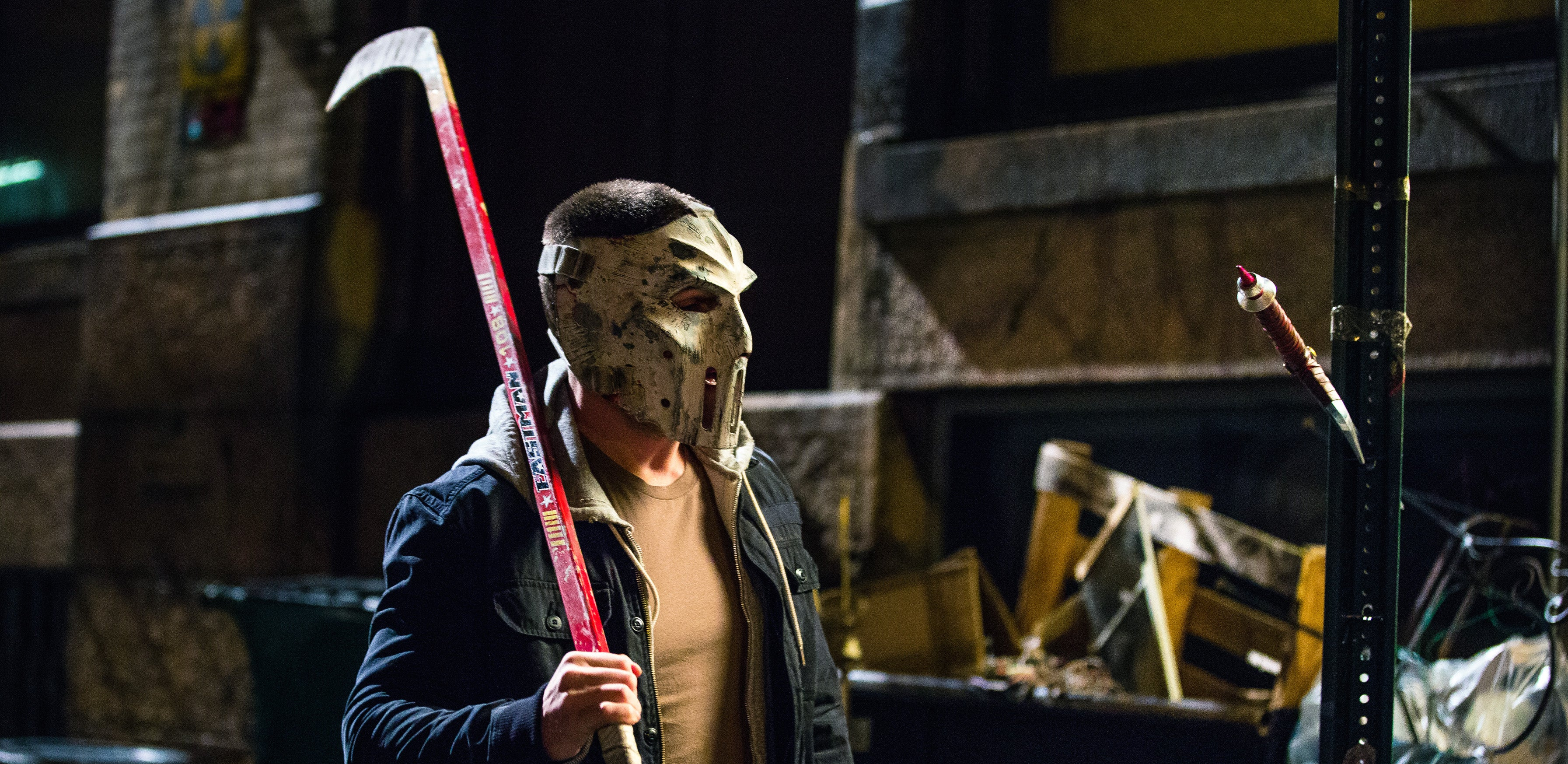 Stephen-Amell-as-Casey-Jones-in-TMNT2