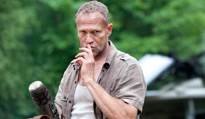 Walking Dead season 7 spoilers: NEW promo! Negan threatens Rick!