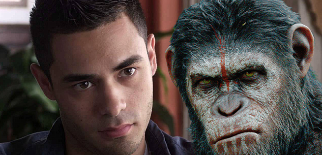 Gabriel Chavarria Lands Human Lead In War Of The Planet Of The Apes; Filming To Begin In October