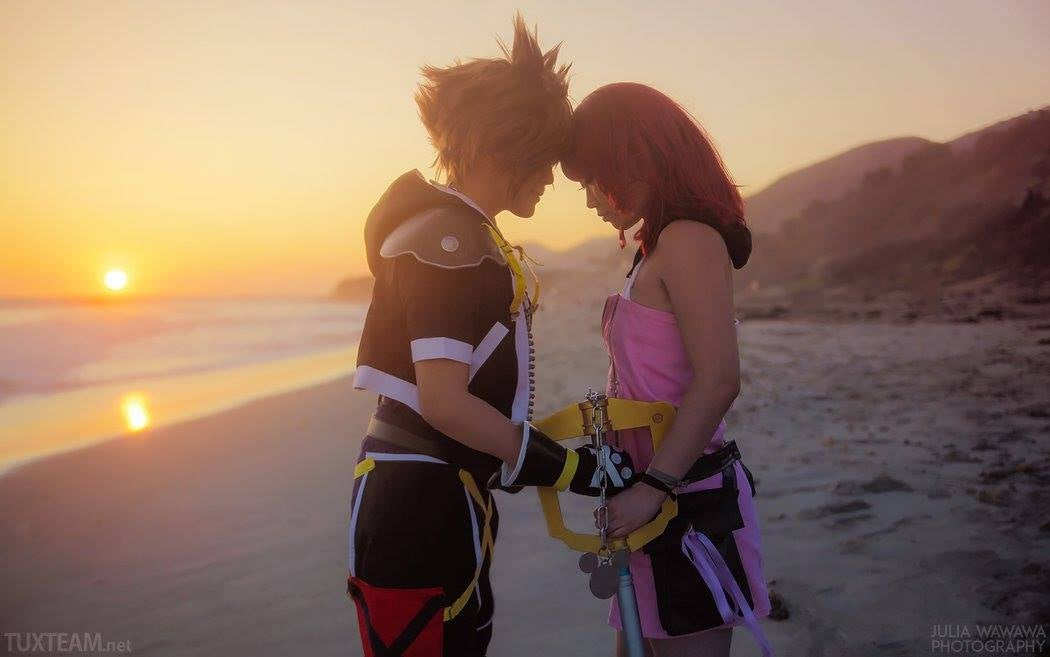 This Awesome Kingdom Hearts Cosplay Shows What The Game Would Look Like In Live Action