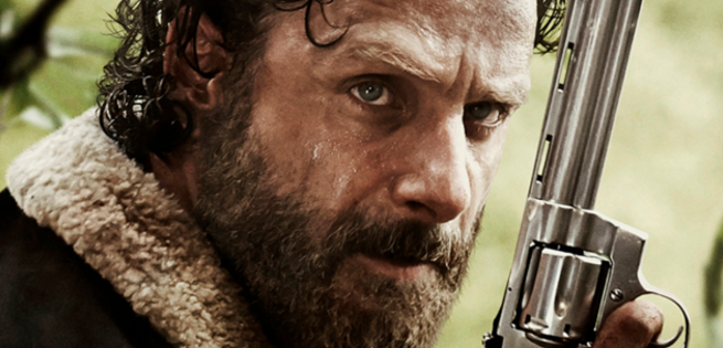 Reports That Andrew Lincoln Wants Off The Walking Dead Are False According To Rep