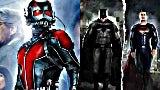 Ant-Man v Batman v Superman