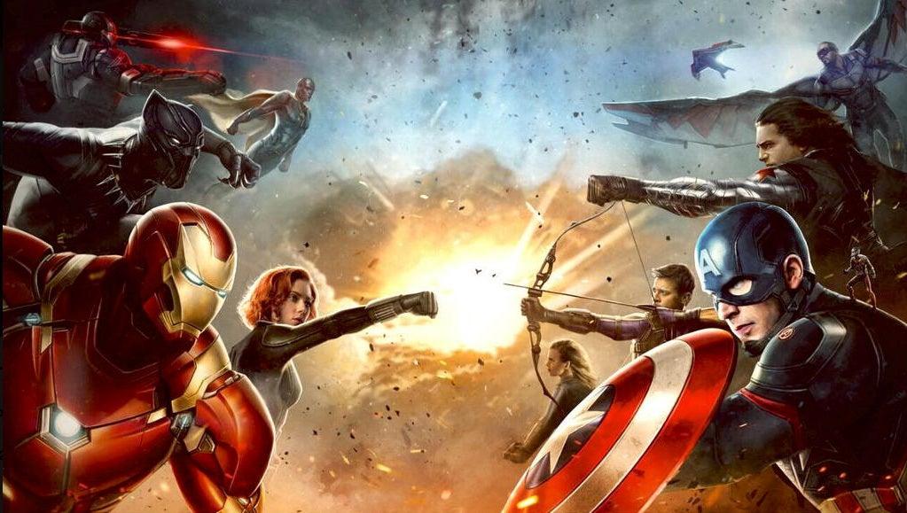 details revealed on captain america civil war s big superhero fight