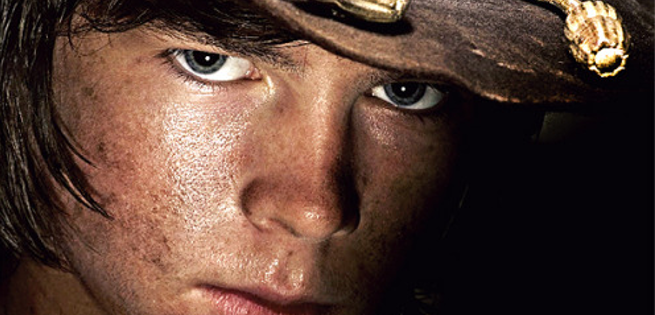 Chandler Riggs Will Say The Best Line Ever In The Walking Dead Season 6