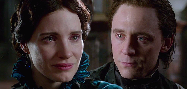 Crimson Peak IMAX Featurette Released