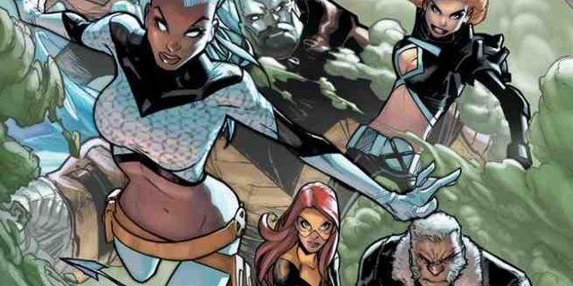 Extraordinary X-Men 1 Cover