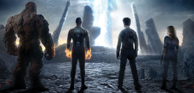 Everything Wrong With Fantastic Four