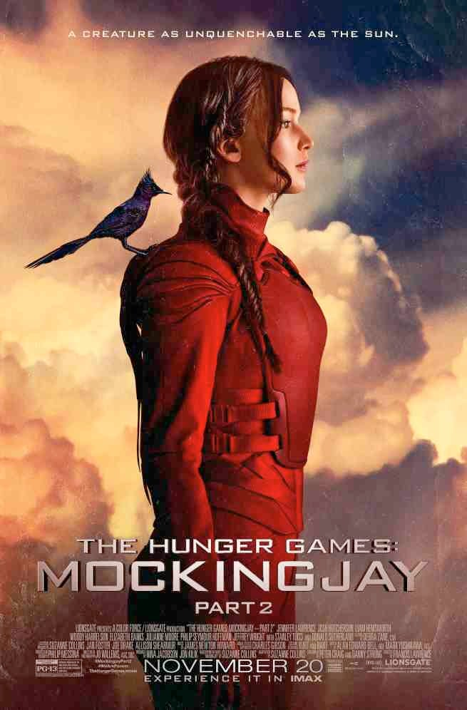 The Hunger Games: Mockingjay – Part 2 (2015) Movierulz - Full Movie Watch Online Free DVDScr - Worldfree4u