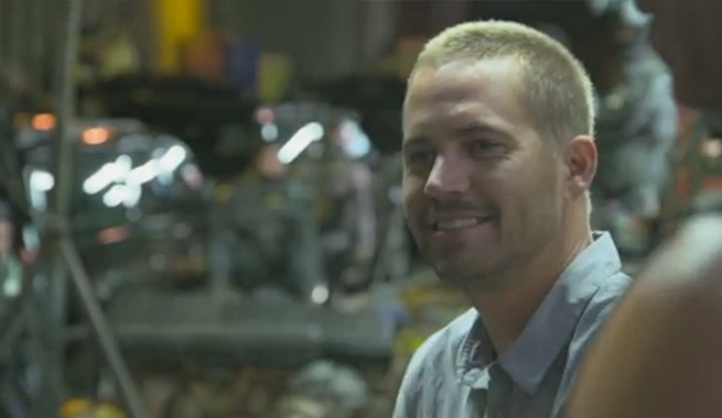 New Furious Behind The Scenes Clip Remembers Paul Walker - Behind the scenes fast and furious 7 stunts