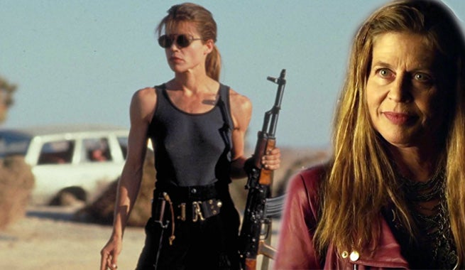 Happy Birthday! Linda Hamilton Turns 59 Today
