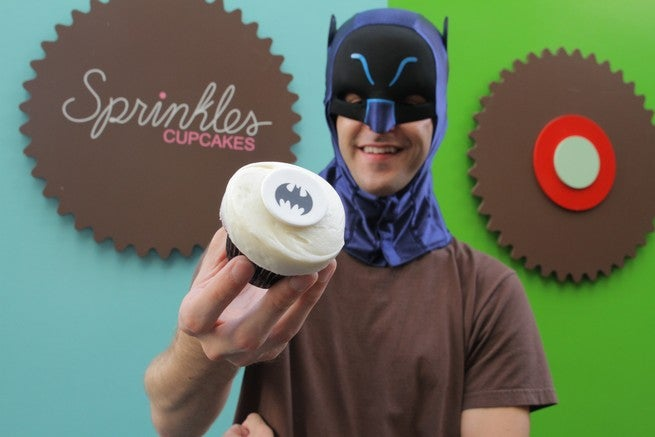 Celebrate Batman Day With Cupcakes And Comics Sales