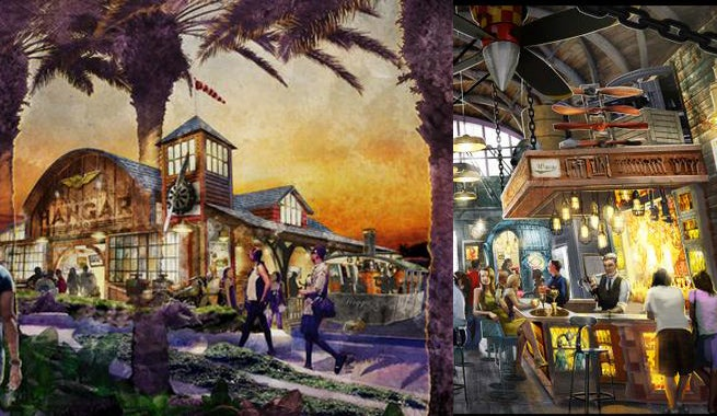 Indiana Jones Bar and Restaurant Opening September 22