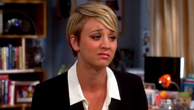 The Big Bang Theorys Kaley Cuoco Is Getting A Divorce