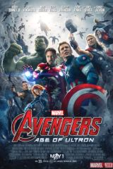 Avengers: Age Of Ultron movie poster image