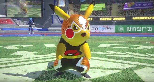 masked pikachu