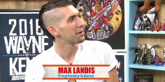 max landis wrestling isn't