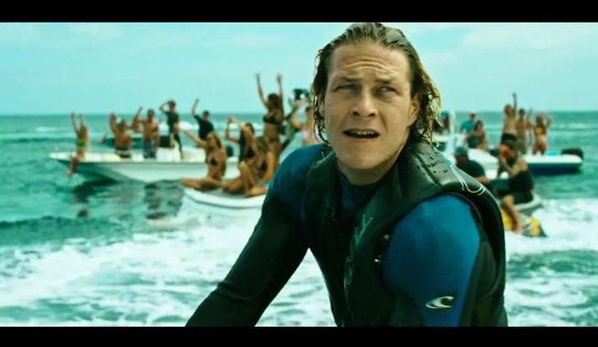 Point Break Trailer 2 Released Online