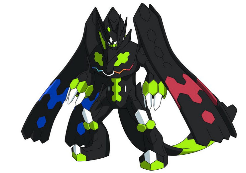 The newest legendary pokemon is made up from five - Pokemon rare diamant ...