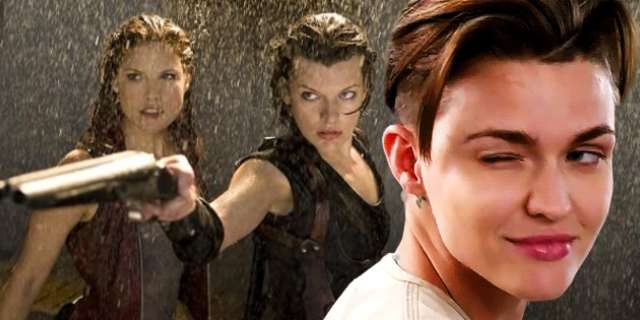 Resident Evil The Final Chapter Ruby Rose: Ruby Rose & 4 Others Join Cast Of Resident Evil: The Final