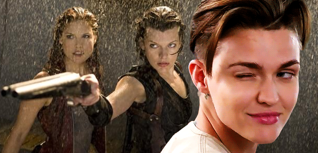 Ruby Rose Drops Resident Evil The Final Chapter Movie: Ruby Rose & 4 Others Join Cast Of Resident Evil: The Final