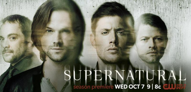 Supernatural season 11 premiere date in Perth
