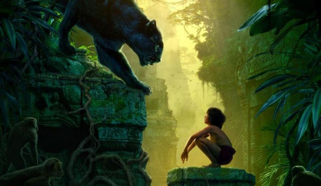 Disney Teases Jungle Book First Look Coming Monday