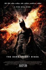 The Dark Knight Rises movie poster image