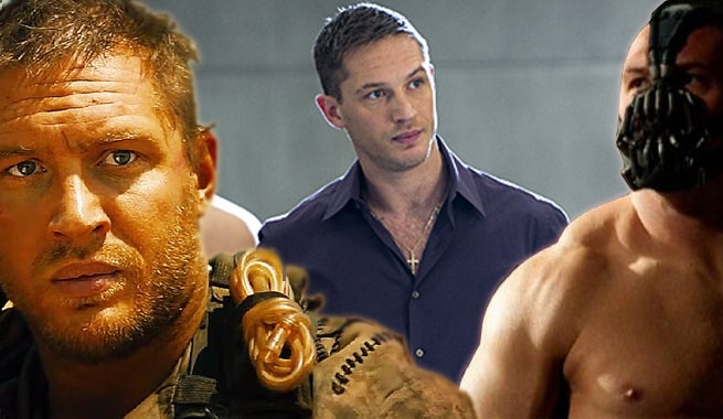 Happy Birthday! Tom Hardy Turns 38 Today