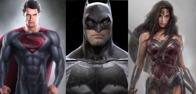 Batman V. Superman Hidden Costume Details Revealed By Designer Gal Gadot Wonder Woman Costume Revealed