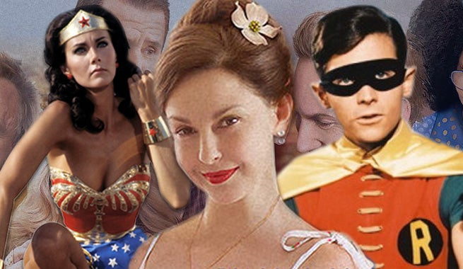 Ashley Judd & Adriana Trigiani Talk Big Stone Gap, Wonder Woman, & Burt Ward Crush