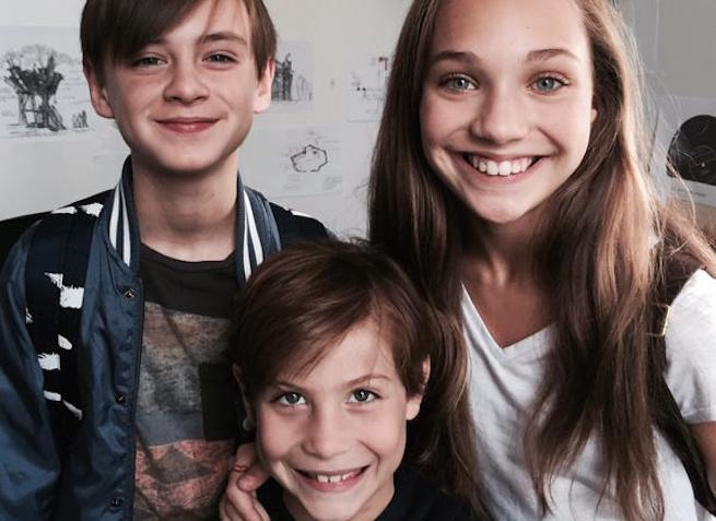 The Book Of Henry Begins Production - 2015 Black Hairstyles