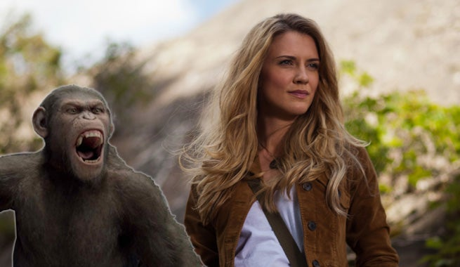 Sara Canning Cast In War Of The Planet Of The Apes