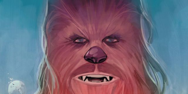 Chewbacca #1 Review