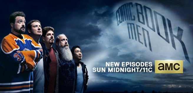 Comic Book Men Season 5 Episodes 3 & 4
