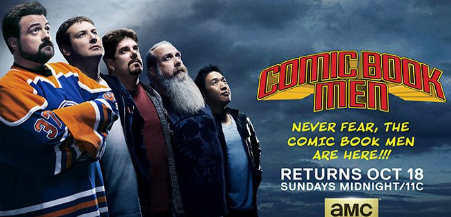 Comic Book Men Season 5 Premieres