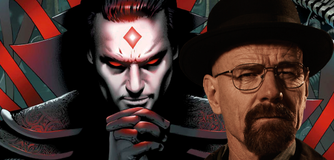 X Men Days Of Future Past Mr Sinister Bryan Cranston Wants T...