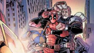 deadpool cable back to the future