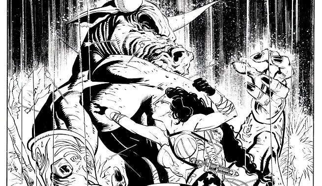 REVIEW: The Dark Knight III The Master Race Issue 1 2