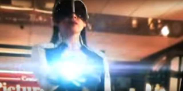 New The Flash Promo Reveals Doctor Light S Identity