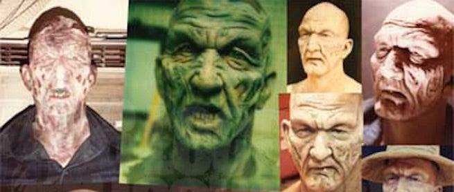 Early Design For Freddy Krueger Revealed