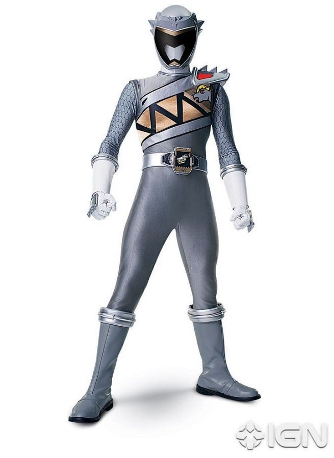 power rangers dino charge introduces a new color ranger
