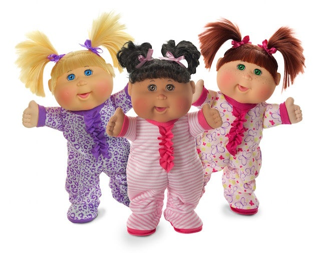 New Dancing Cabbage Patch Dolls Coming For Christmas...And Cabbage ...