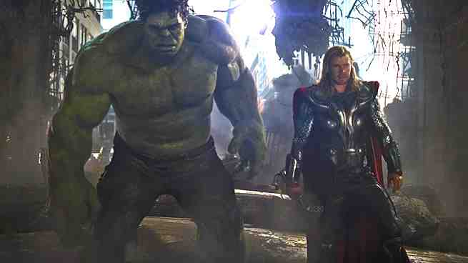 Mark Ruffalo Describes Thor: Ragnarok As A Universal Road Movie