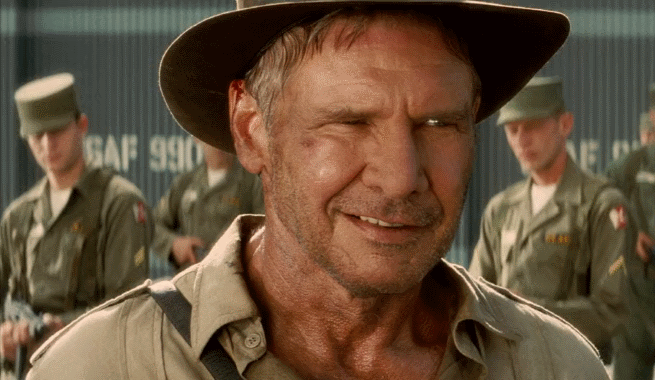 Steven Spielberg Says He Can't Wait To Work With Harrison Ford Again On Indiana Jones 5